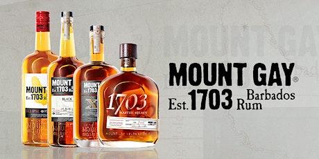 Mount Gay Rum Seminar tickets