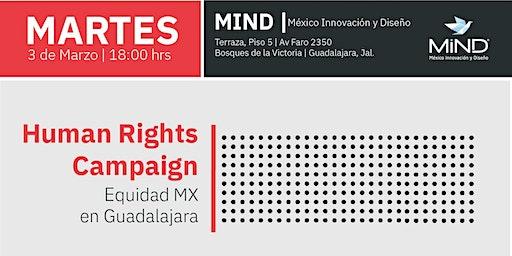 Presentación de #EquidadMX con Pride Connection Guadalajara