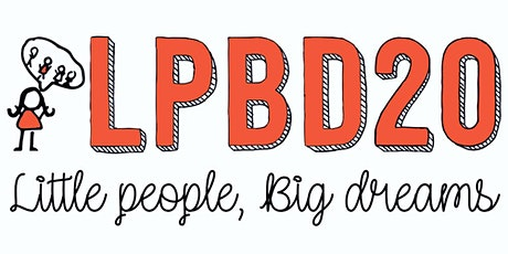 LPBD20 Northern Territory Little People Big Dreams Conference 2020 tickets