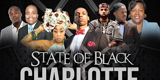 State Of Black Charlotte Conference/ Social Mixer
