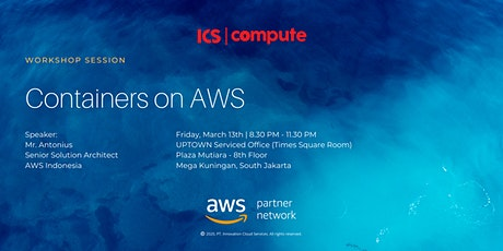 Workshop Session : Container on AWS tickets