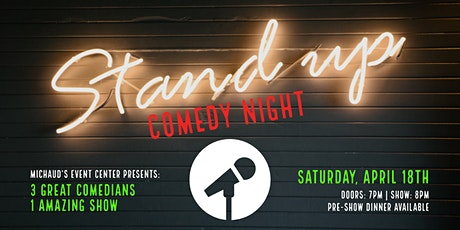 Michaud's Standup Comedy Night tickets