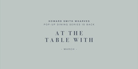 At The Table tickets
