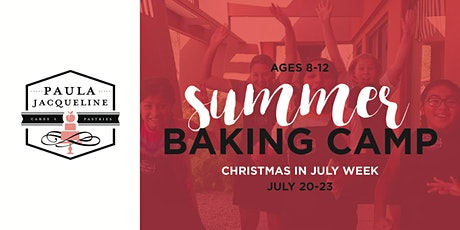 Summer Baking Camp - Christmas in July Week tickets