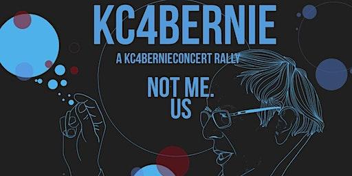 Not Me. US. A KC4BERNIE Concert Rally