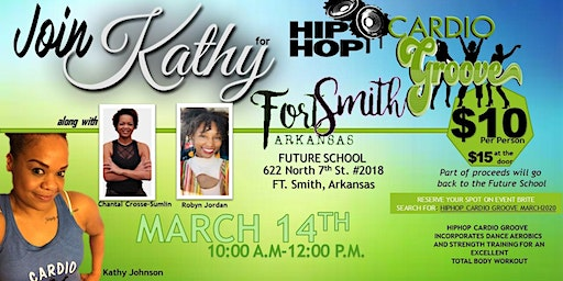 HIPHOP CARDIO GROVE MARCH 2020