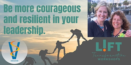 V Squad!  A 90 minute courage & vulnerability super-skill lift for leaders tickets