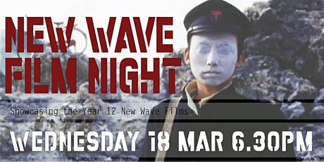 New Wave Film Screening tickets