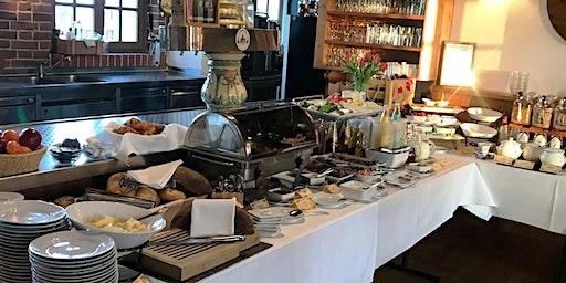 Unternehmerfrühstück im Gasthof der Wasserburg zu Gommern