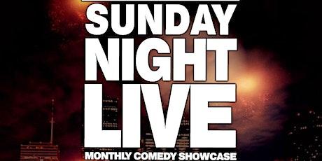 Sunday Night Live Comedy Showcase tickets