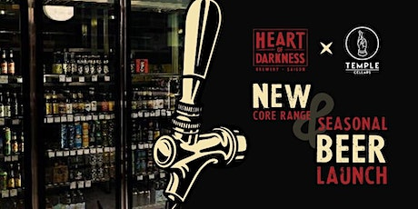 New Core Range Beer Launch at Temple Cellars tickets