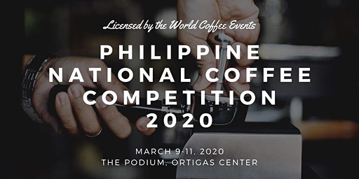 Philippine National Coffee Competition 2020