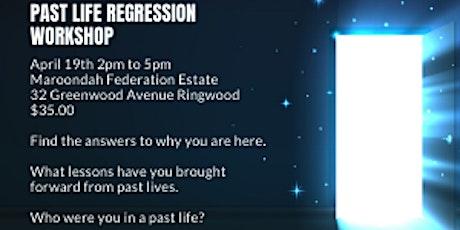 Past Life Regression Workshop tickets