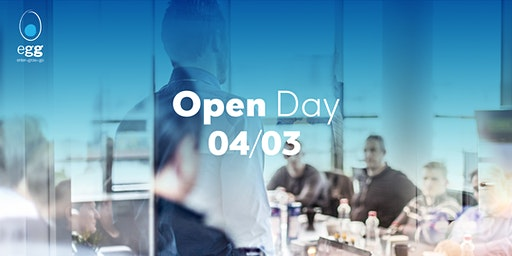 egg Open Day | 8th Year Start-Up Platform