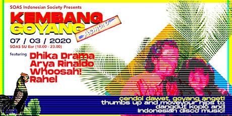 Kembang Goyang: Asmoro! tickets