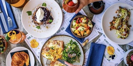MIXOLOGY CLASS AND BOTTOMLESS BRUNCH AT 1942 tickets