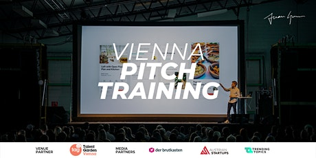Vienna Pitch Training tickets