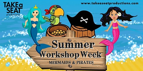 Summer Workshop Week! tickets