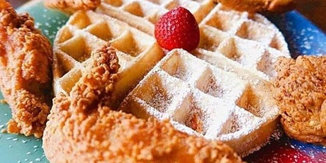 SUNDAY FUNDAY MIDTOWN DAY PARTY BRUNCH - WAFFLES & CRAB CAKE BURGERS tickets