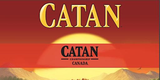 Card's Cafe Catan National Qualifier Tournament