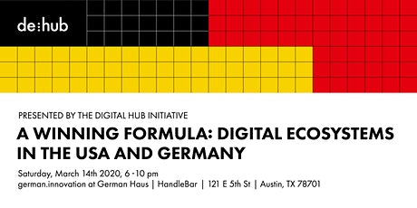 A Winning Formula: Digital Ecosystems in the USA and Germany tickets