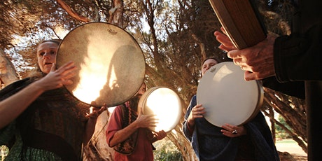 INTRODUCTION TO DRUMMING ~ for yoga, chant and well-being tickets