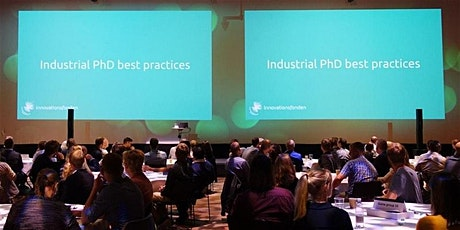 Kick-off event for new Industrial PhD projects tickets