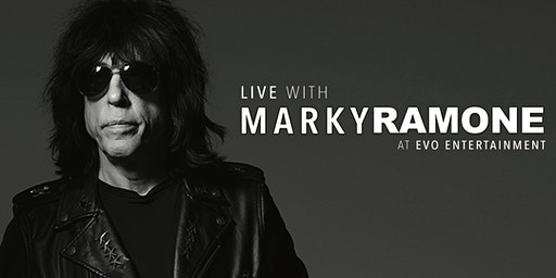 Marky Ramone LIVE at EVO® Kyle