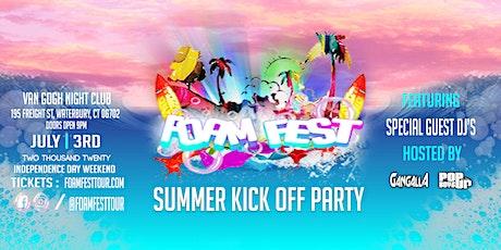 FOAM FEST : SUMMER KICK OFF PARTY tickets