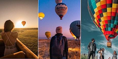 Pamukkale Hot Air Balloon Ride tickets