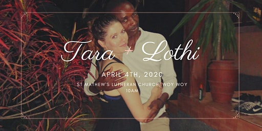 Tara & Lothi Wedding