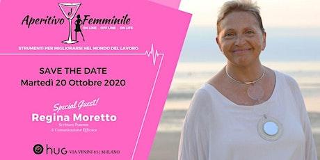 APERITIVO AL FEMMINILE biglietti