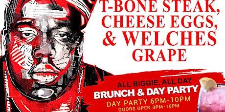 Biggie Brunch & Day Party tickets