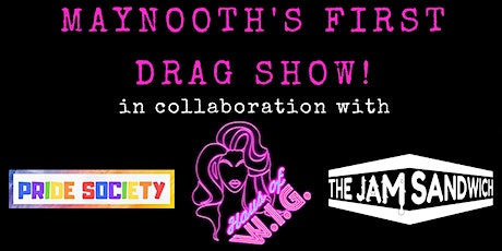 DRAG N' JAM - Drag Show with live band in aid of Ataxia tickets