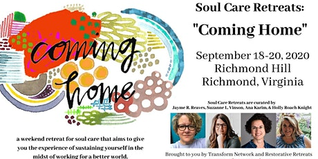 Soul Care Retreat September 2020 tickets