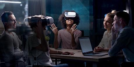 Co-funda una empresa en Realidad Virtual con Eywa Saturday Event entradas