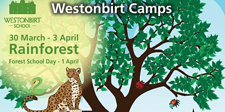 Easter Activity Camps Week 1, 8-14 years tickets