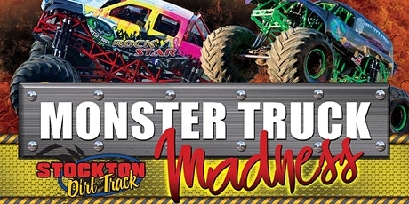 Monster Truck Madness  - May 2, 2020 tickets