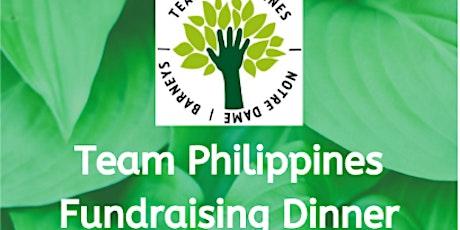 Team Philippines Fundraising Dinner tickets