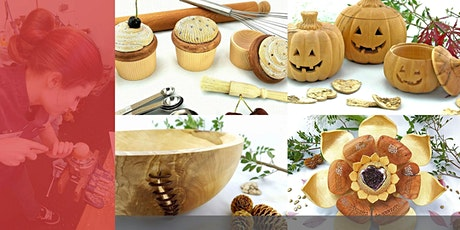 Axminster Store - Woodturning With The Tiny Turner tickets