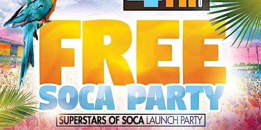 Free Soca Party