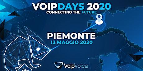 VoipDay Piemonte biglietti