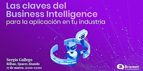 Las claves del Business Intelligence para la aplicación en tu industria entradas
