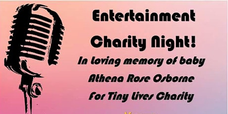 The Athena Rose Charity Fundraiser tickets
