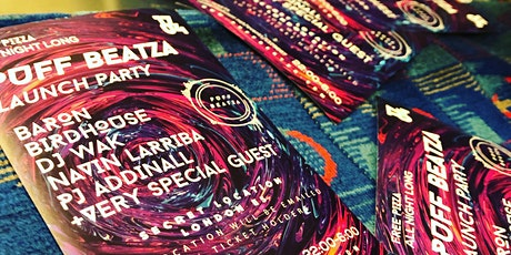 Puff Beatza Launch Party tickets