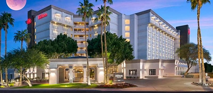 Hilton Mesa Arizona