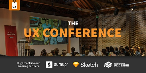 The UX Conference in March 2020 in London