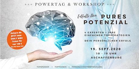 POWERTAG - Entfalte Dein Pures Potenzial Tickets