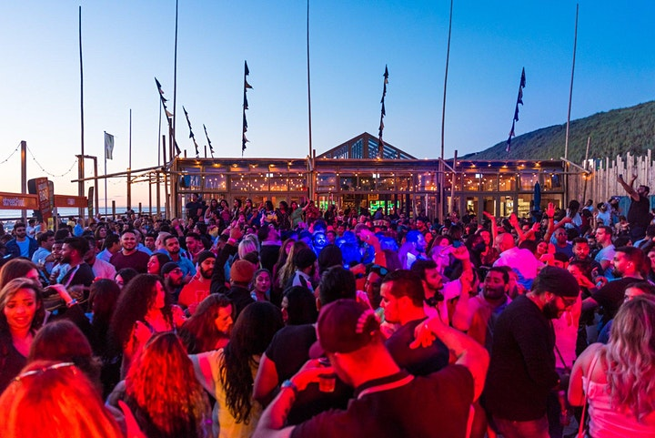 Afbeelding van Bollywood Beach Party | Opening 2021