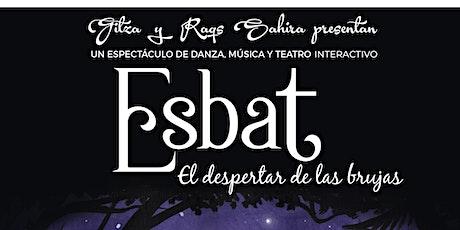 ESBAT - El despertar de las Brujas entradas